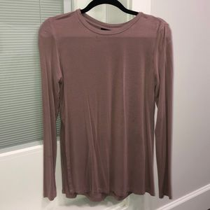 Long top with slits on side